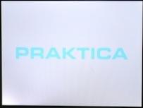 PRAKTICA Slimpix 5200の起動画面
