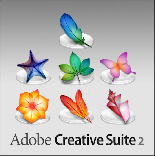 Adobe Creative Suite 2 Is A Free Download!