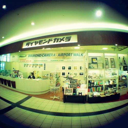ダイヤモンドカメラ エアポートウォーク名古屋店