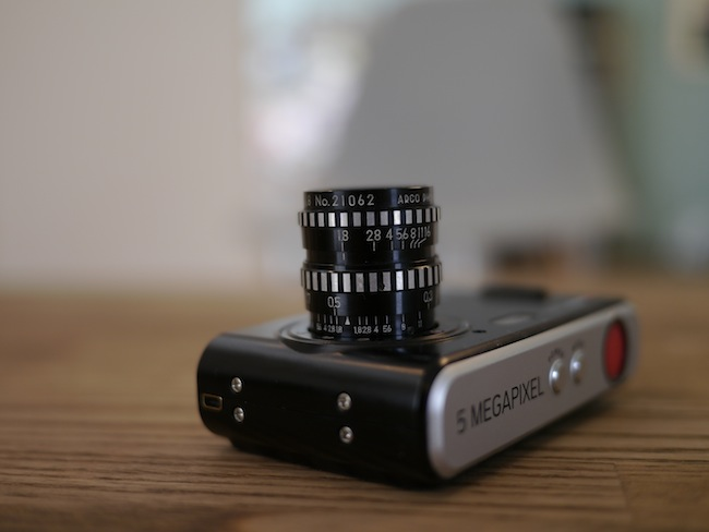 ゼブラアグフア505D