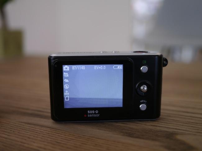 AGFA Sensor 505-D