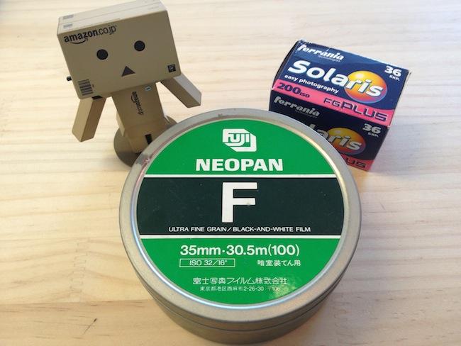 ネオパン F