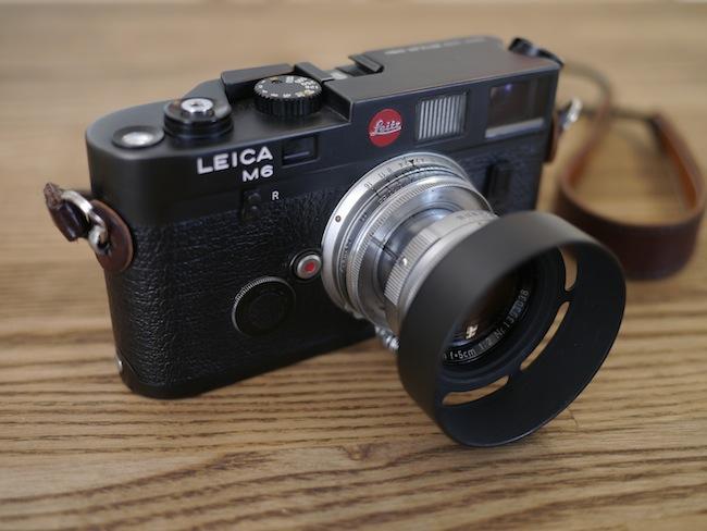 ライカ(Leica)M6