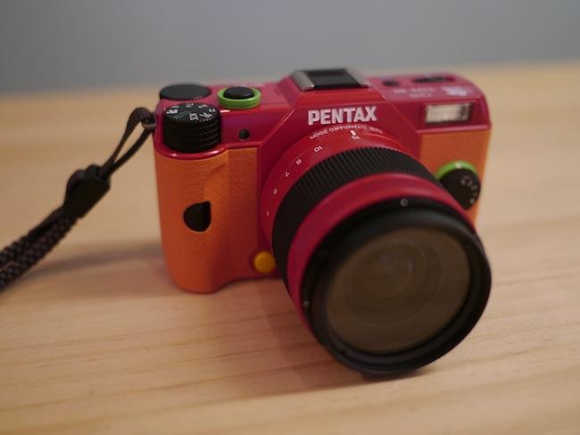 PENTAX Q10 エヴァンゲリオンモデル TYPE 02