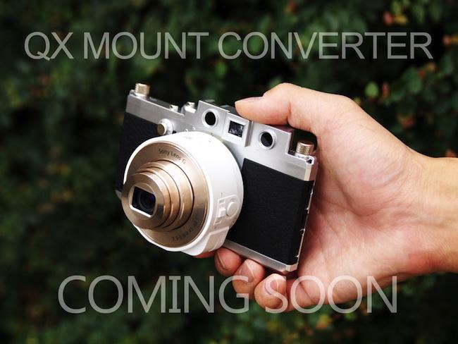 QX MOUNT CONVERTER