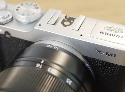 X-M1のカメラ内RAW現像を試してみました。
