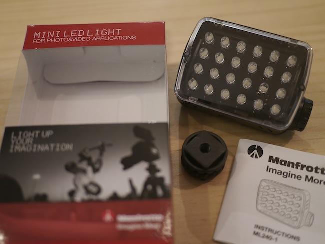 MINI LEDライト 24